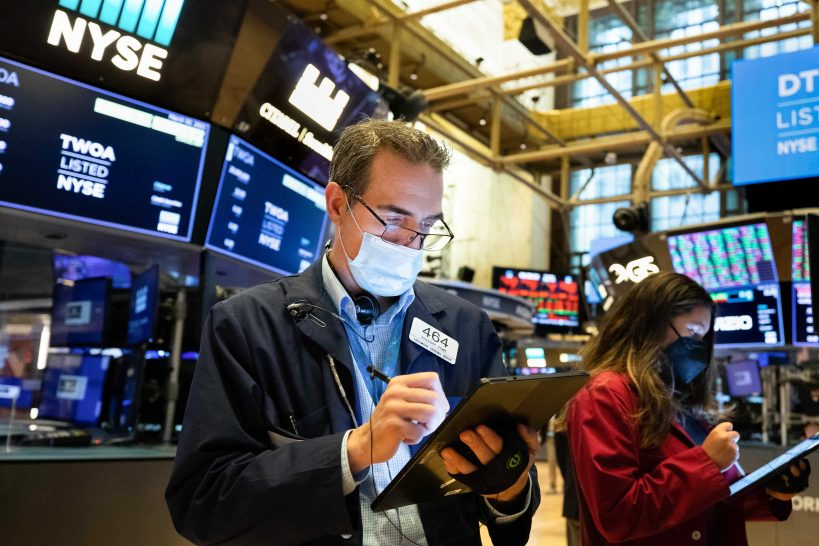 stock-futures-are-flat-after-dow-slips-from-record-levels