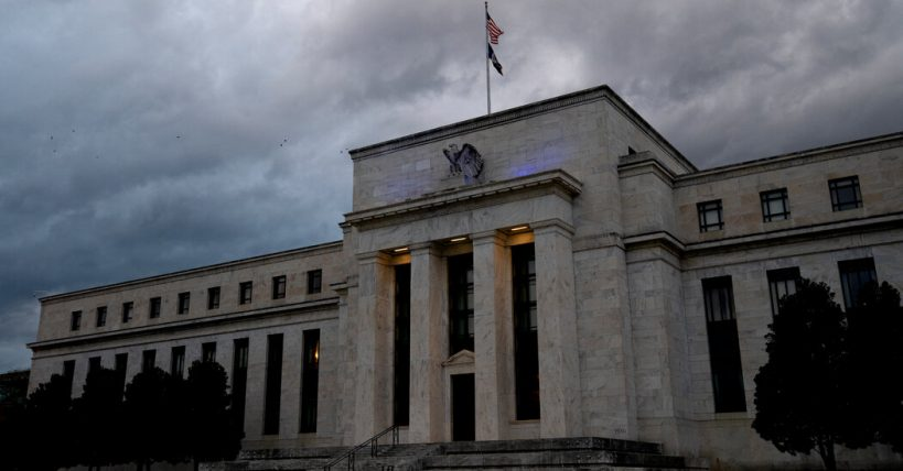 the-fed-faces-criticism-as-it-wades-into-climate-and-equity-issues