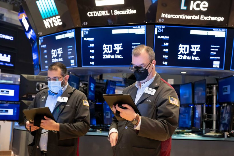 dow-falls-slightly-as-investors-shrug-off-strong-earnings-and-economic-data