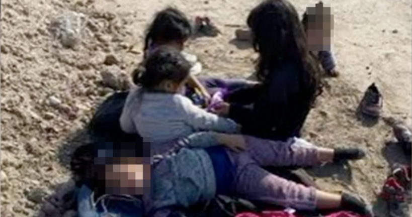 bidens-border-crisis-multiple-uac-girls-have-been-discovered-abandoned-in-texas-near-southern-border