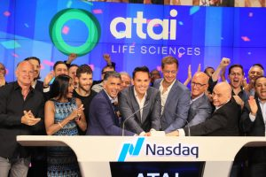 Peter Thiel-backed psychedelic start-up's shares pop in Wall Street debut