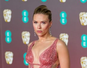 Scarlett Johansson Talks About Sexualization of Black Widow