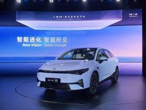 Chinese electric car start-up Li Auto delivers more than Xpeng in June