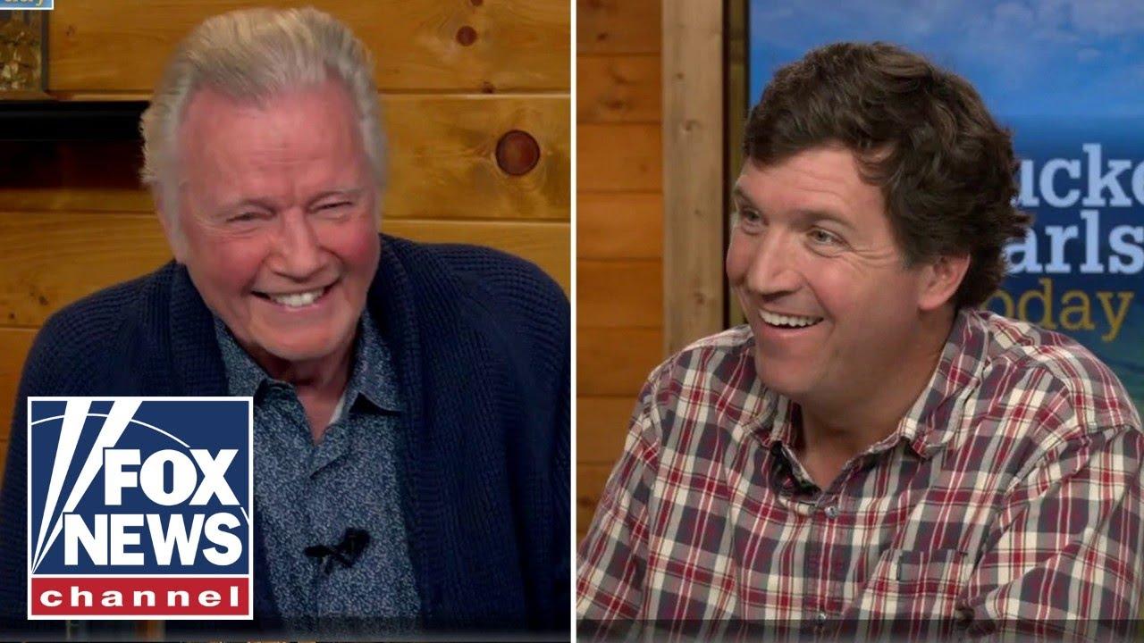 tucker-hosts-explosive-interview-with-actor-jon-voight-on-faith