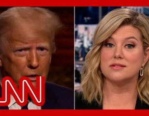 'Mean girl group chat': Keilar reacts to Trump's interview with Hannity