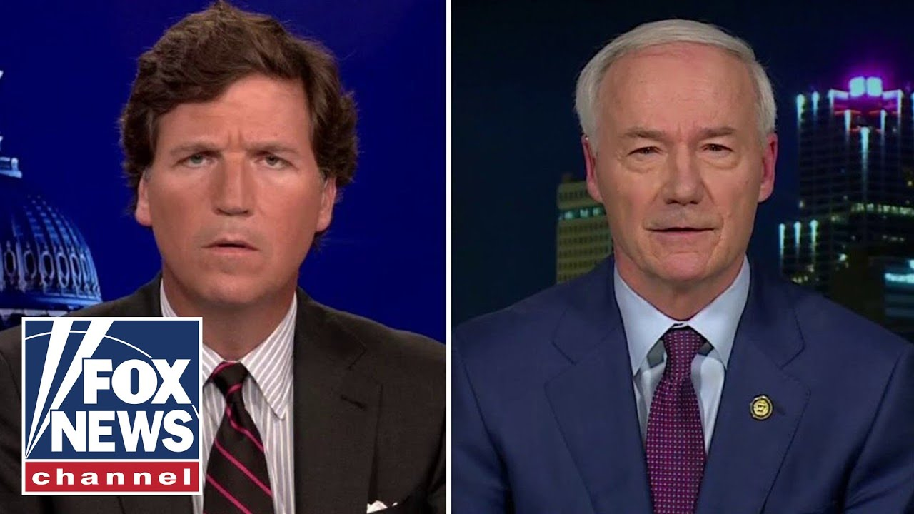 tucker-clashes-with-arkansas-governor-over-youth-gender-reassignment-bill