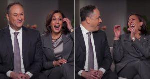 Kamala Harris, Douglas Emhoff on CBS Sunday Morning   Video