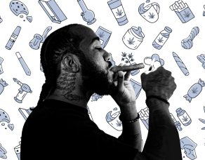 5 weed products rapper Problem can't live without