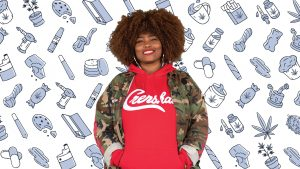 5 weed products Kika Keith can't live without