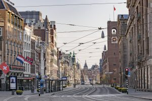 Amsterdam, Brussels bet on doughnut economics amid Covid crisis