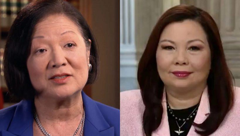 senators-duckworth-hirono-threaten-to-only-confirm-racial-minorities-lgbtq-cabinet-nominees-biden-admin-placates-with-promise-of-senior-aapi-liaison