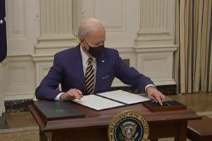 Biden Preparing To Sign Executive Order On Gun Control