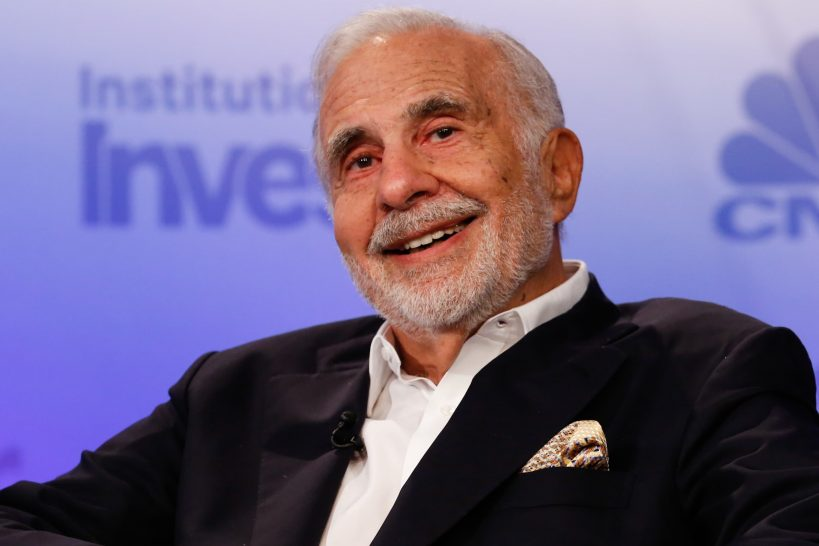 carl-icahn-names-former-ge-exec-kekedjian-to-lead-icahn-enterprises-wsj