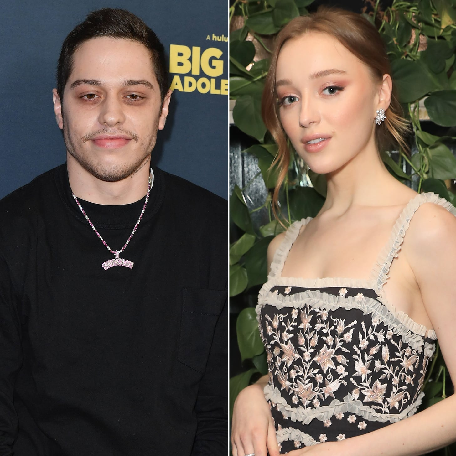 are-phoebe-dynevor-and-pete-davidson-dating