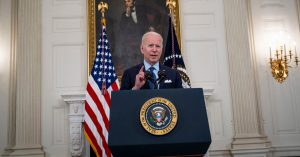 Biden Shifts Vaccination Strategy in Drive to Reopen by July 4