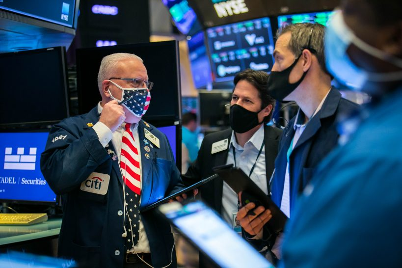 dow-rises-200-points-to-start-the-week-tech-shares-and-reopening-trades-gain