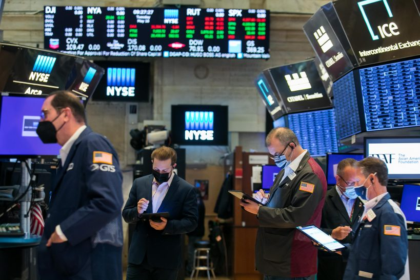 sp-500-futures-are-flat-to-start-the-week-as-the-benchmark-sits-inches-from-a-record