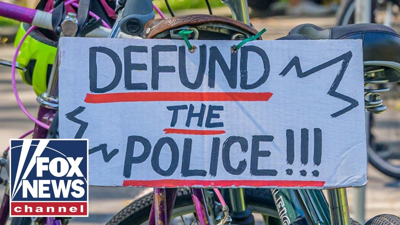 the-five-reacts-to-the-white-house-blaming-republicans-for-defunding-police