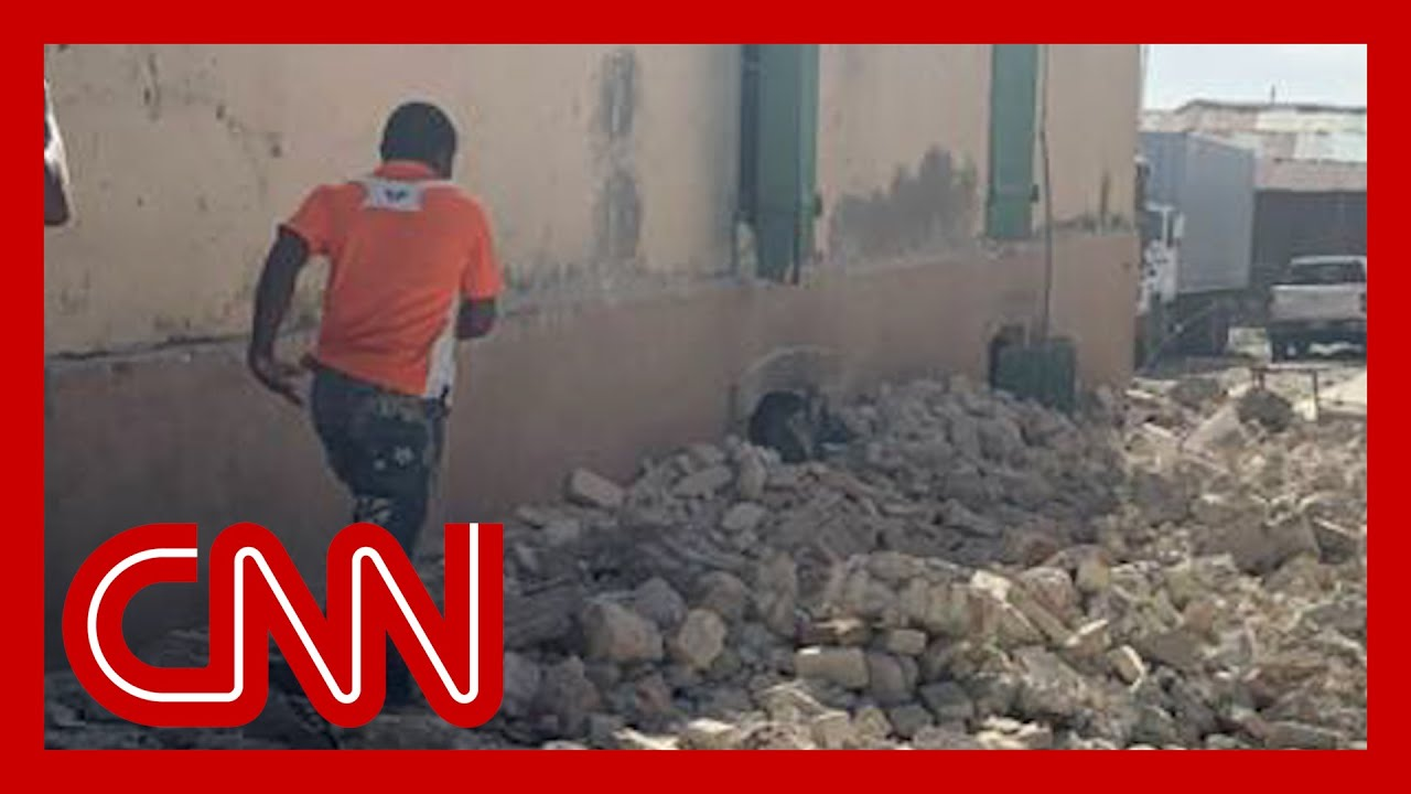 video-shows-aftermath-of-7-2-magnitude-haiti-earthquake